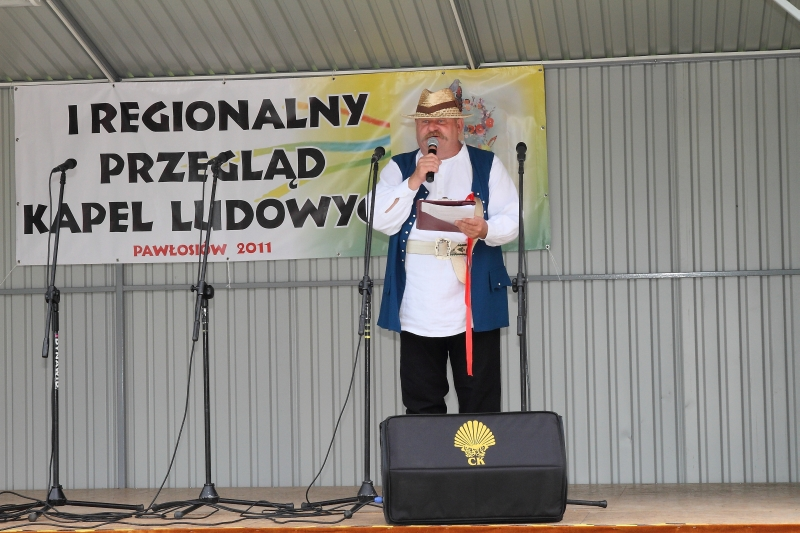 "You are browsing images from the article: I Regionalny Przegląd Kapel Ludowych ""Pawłosiów 2011'"