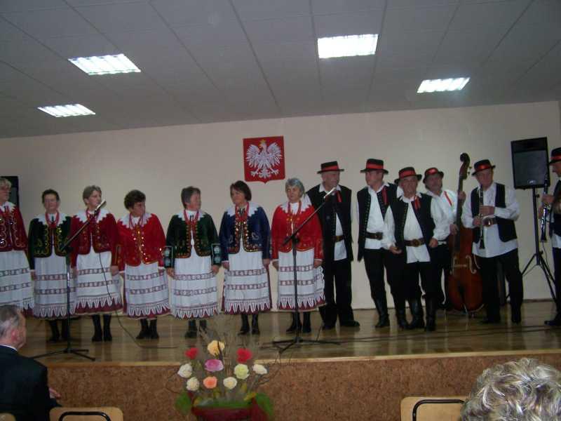 You are browsing images from the article: Uroczyste otwarcie Domu Kultury we Wierzbnej